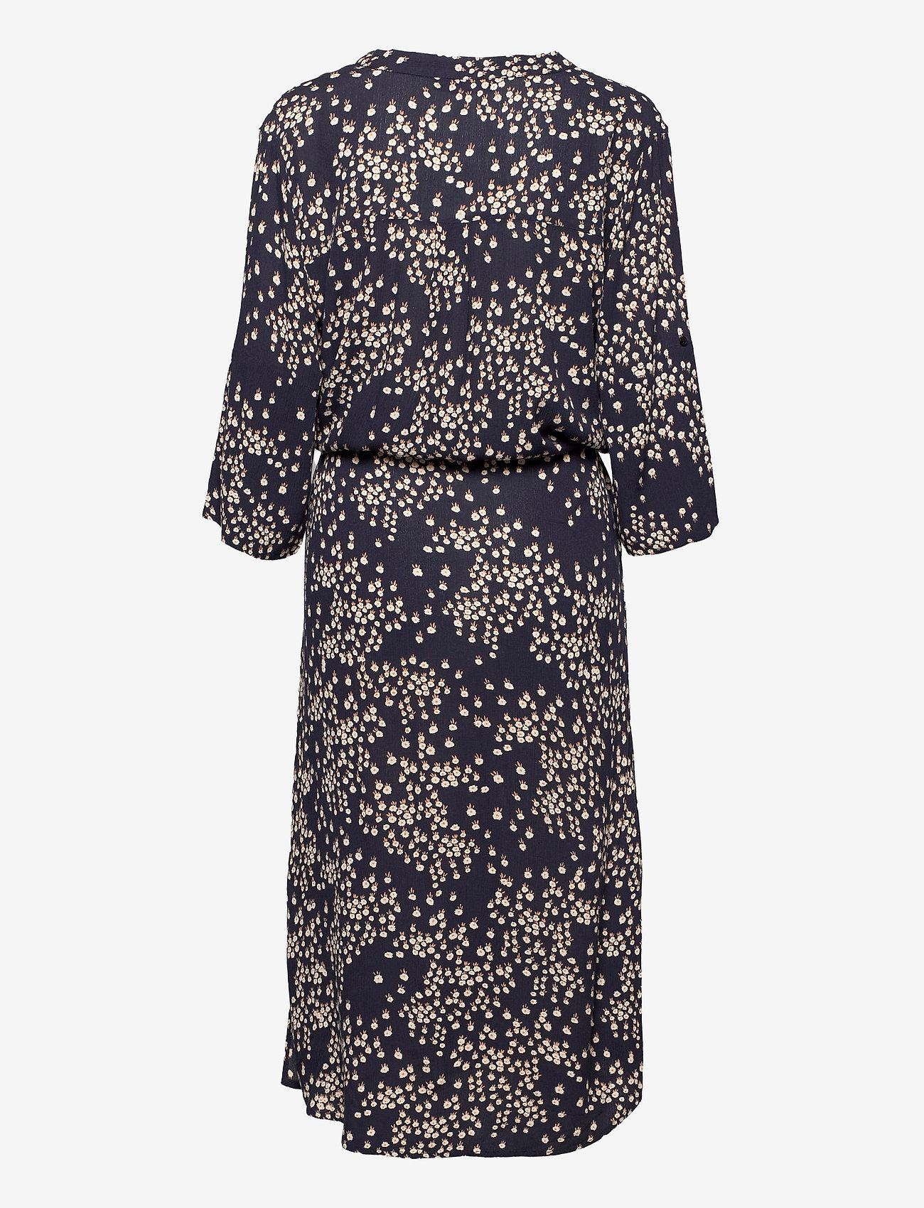 Soaked in Luxury - SL Zaya Dress - vardagsklänningar - parisian night small flower - 1