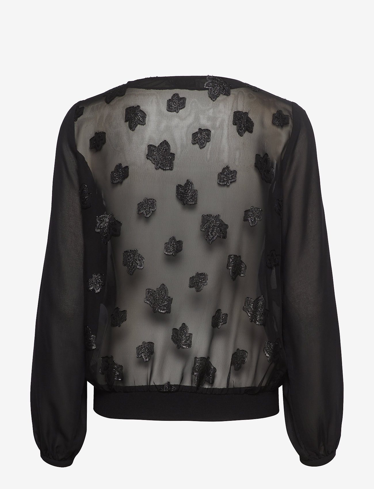 Soaked In Luxury Bisse Blouse Ls - Blouses & Shirts
