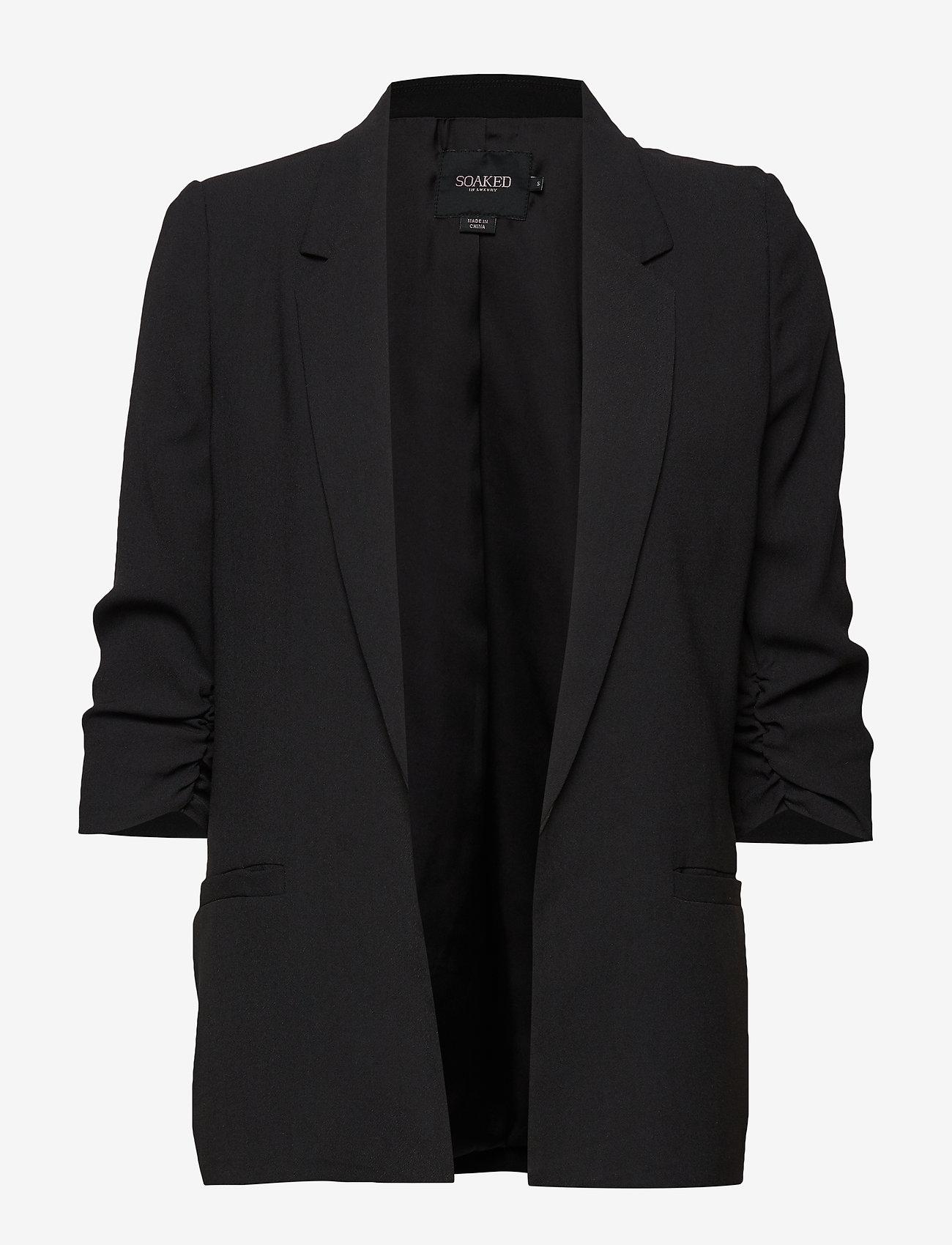 Soaked in Luxury - SLShirley Blazer - blazere - black