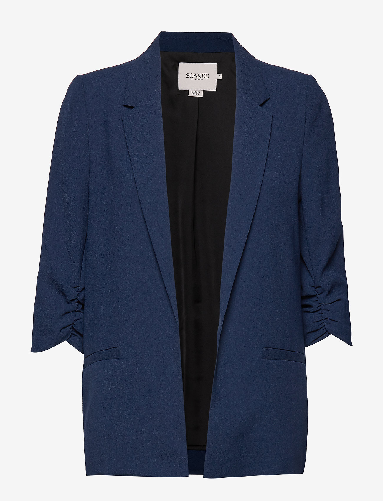 Soaked in Luxury - SLShirley Blazer - blazere - navy