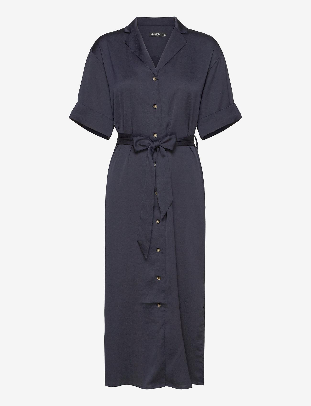 Slveria Dress Ss (Night Sky) - Soaked in Luxury 56zAqi