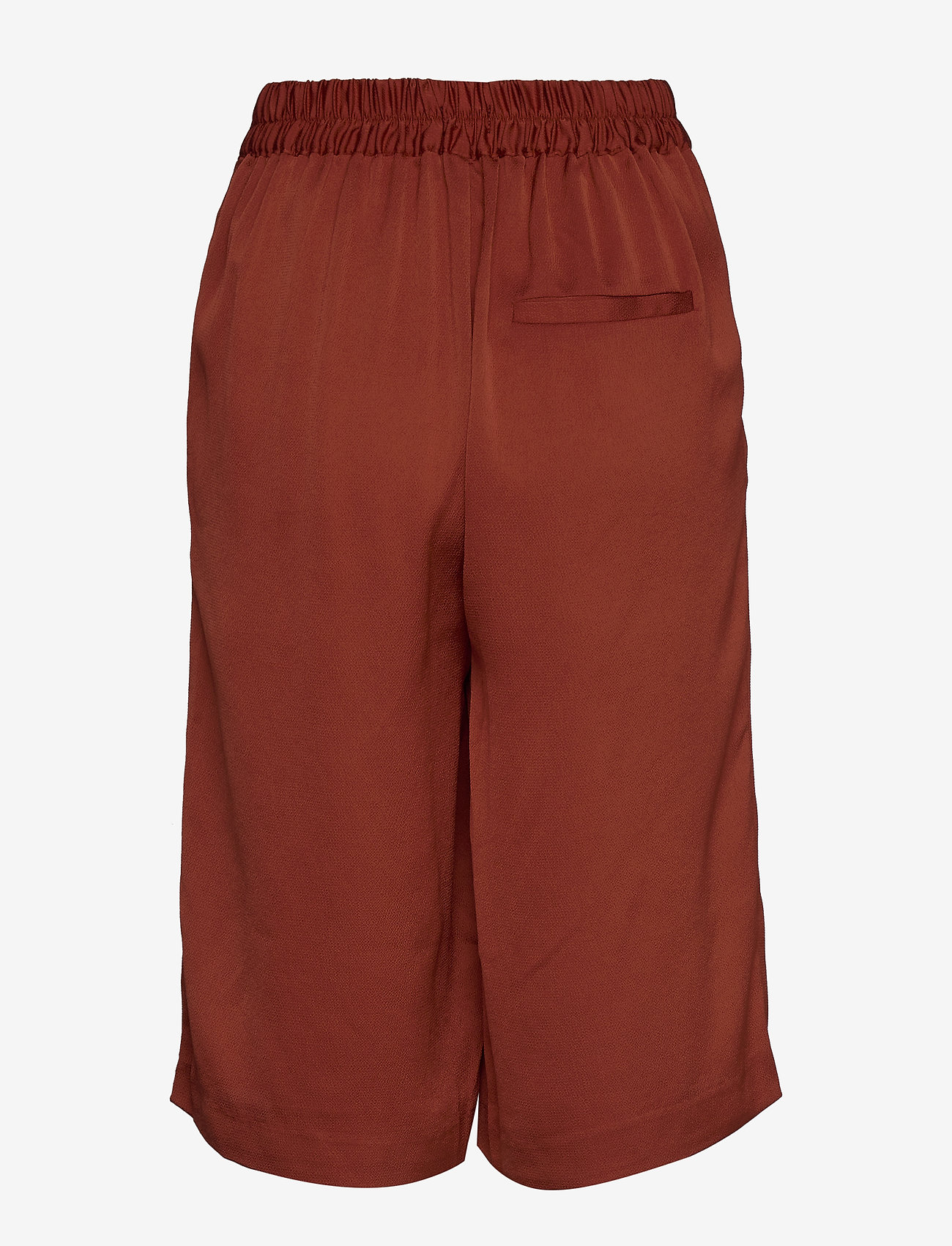 Soaked in Luxury - SLVeria Culotte Shorts - bermudas - barn red - 1