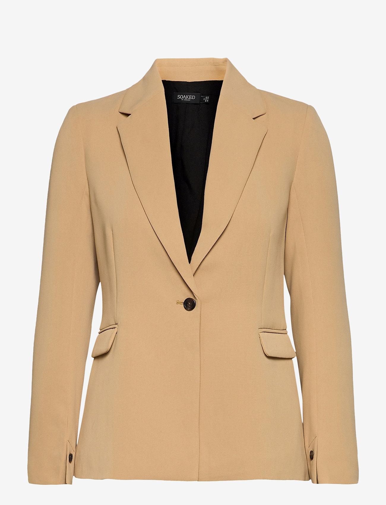 Soaked in Luxury - SLVardo Blazer LS - getailleerde blazers - lark - 0