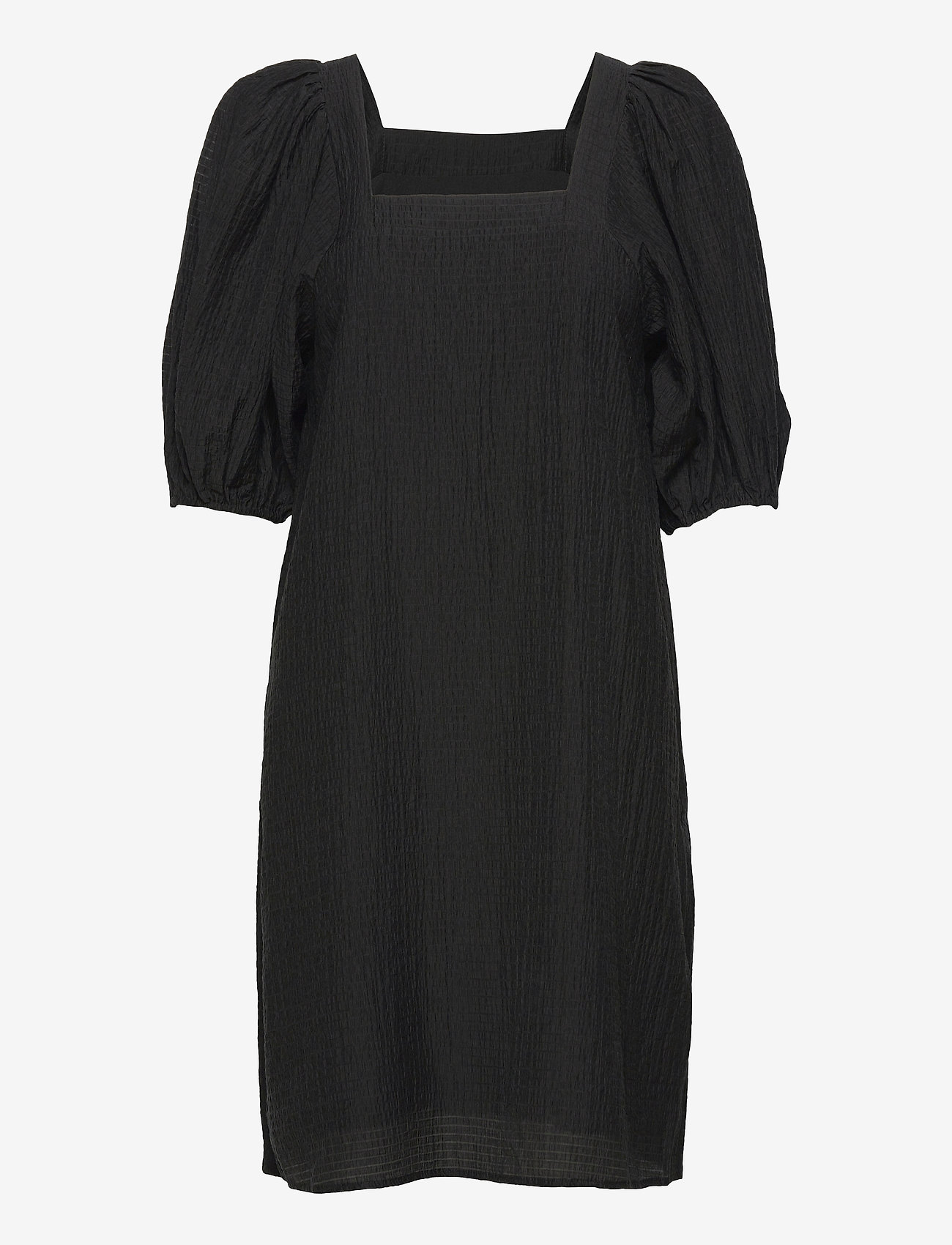 Soaked in Luxury - SLTautou Dress SS - summer dresses - black - 1