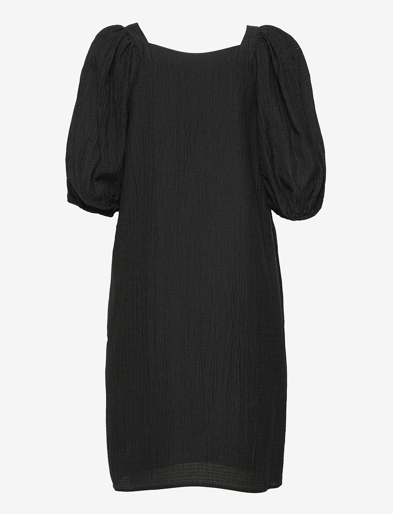 Soaked in Luxury - SLTautou Dress SS - summer dresses - black - 2