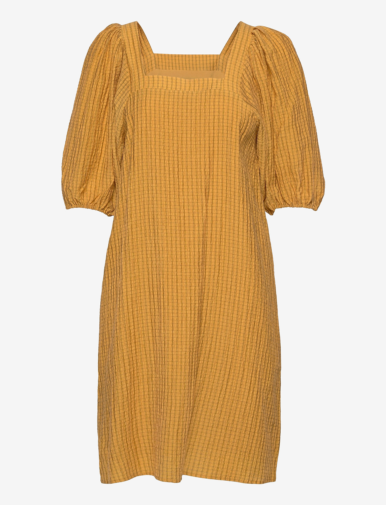 Soaked in Luxury - SLTautou Dress SS - summer dresses - golden nugget - 1
