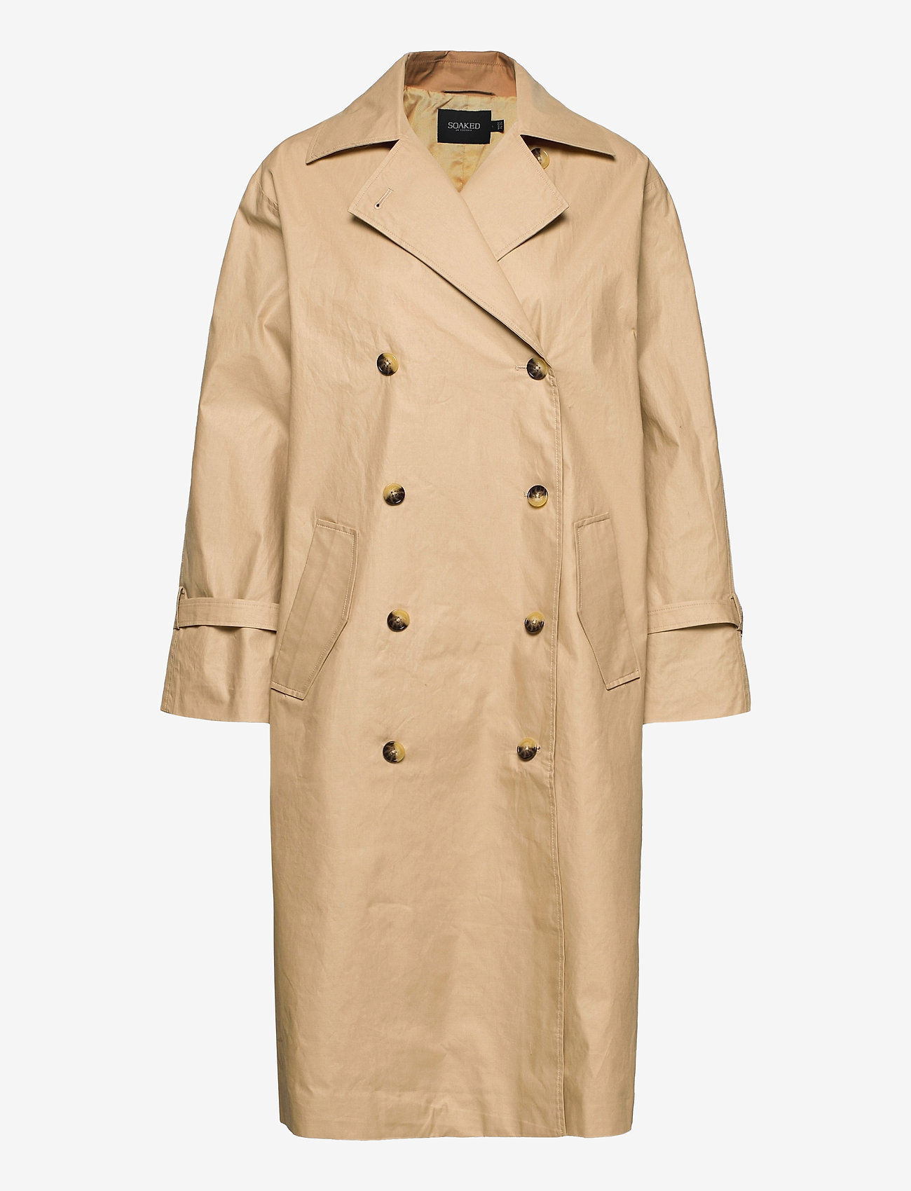 Soaked in Luxury - SLOhio Trench Coat - trenchcoats - curds & whey - 1