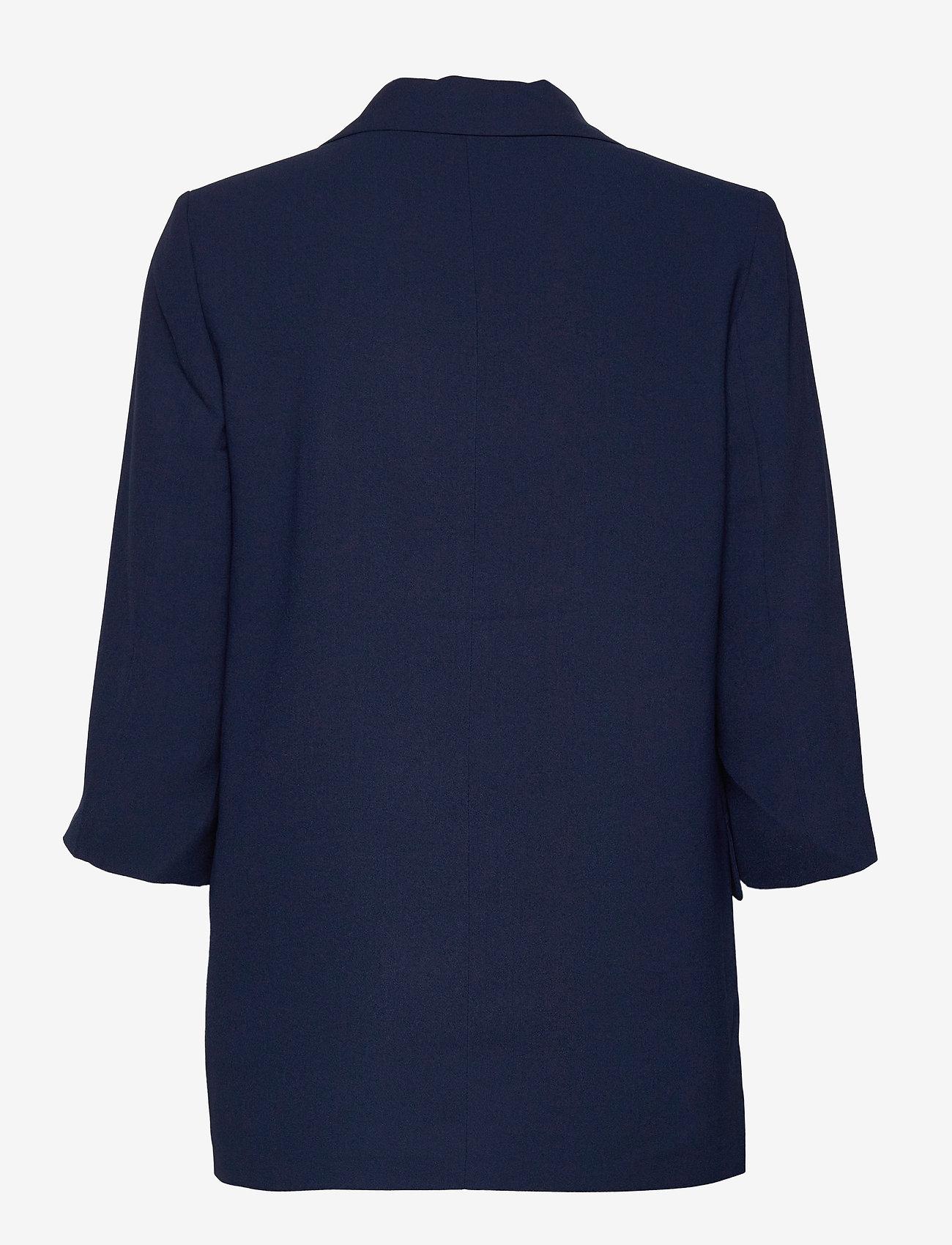 Soaked in Luxury - Shirley 2ND Blazer - oversized blazere - navy - 1
