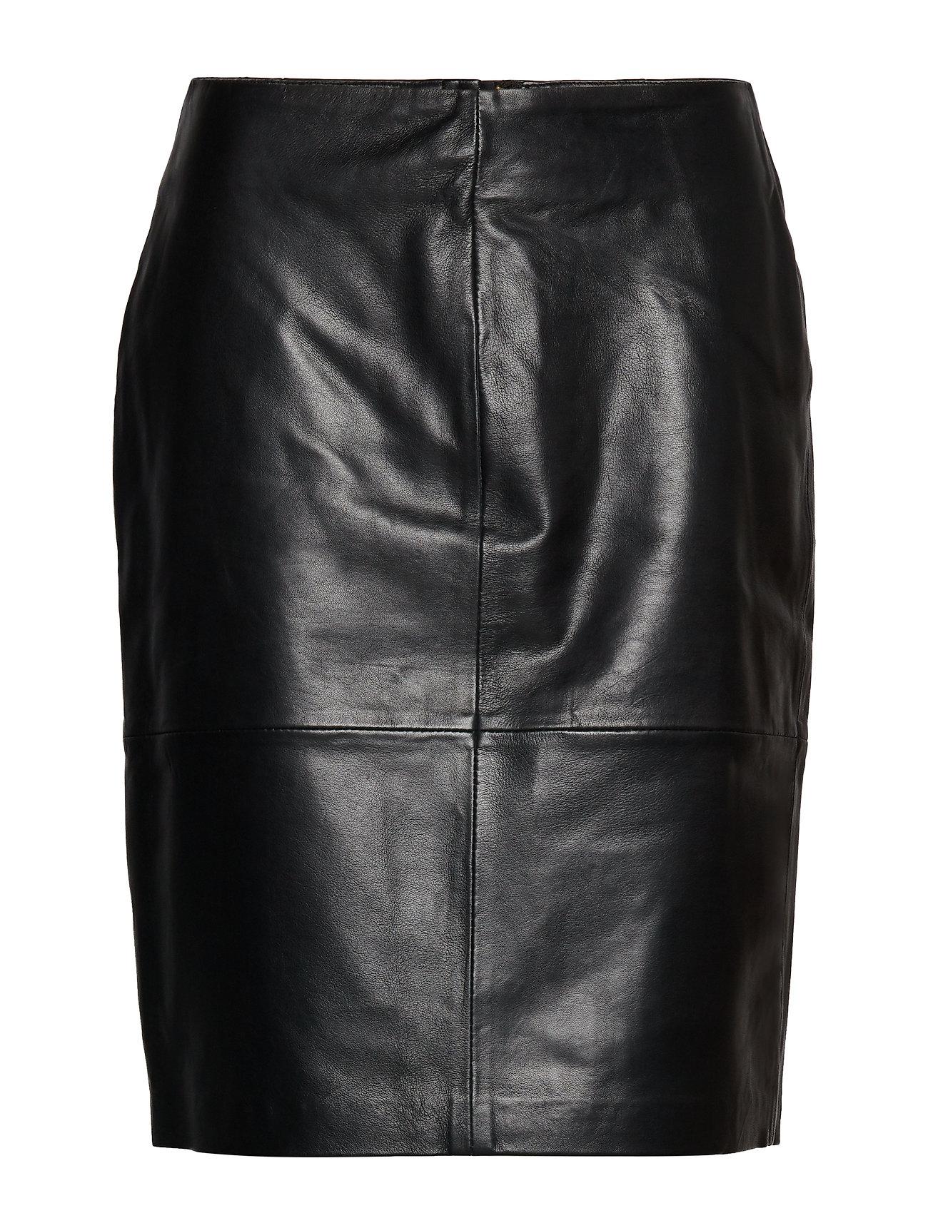 Soaked in Luxury Folly Noos Skirt - BLACK