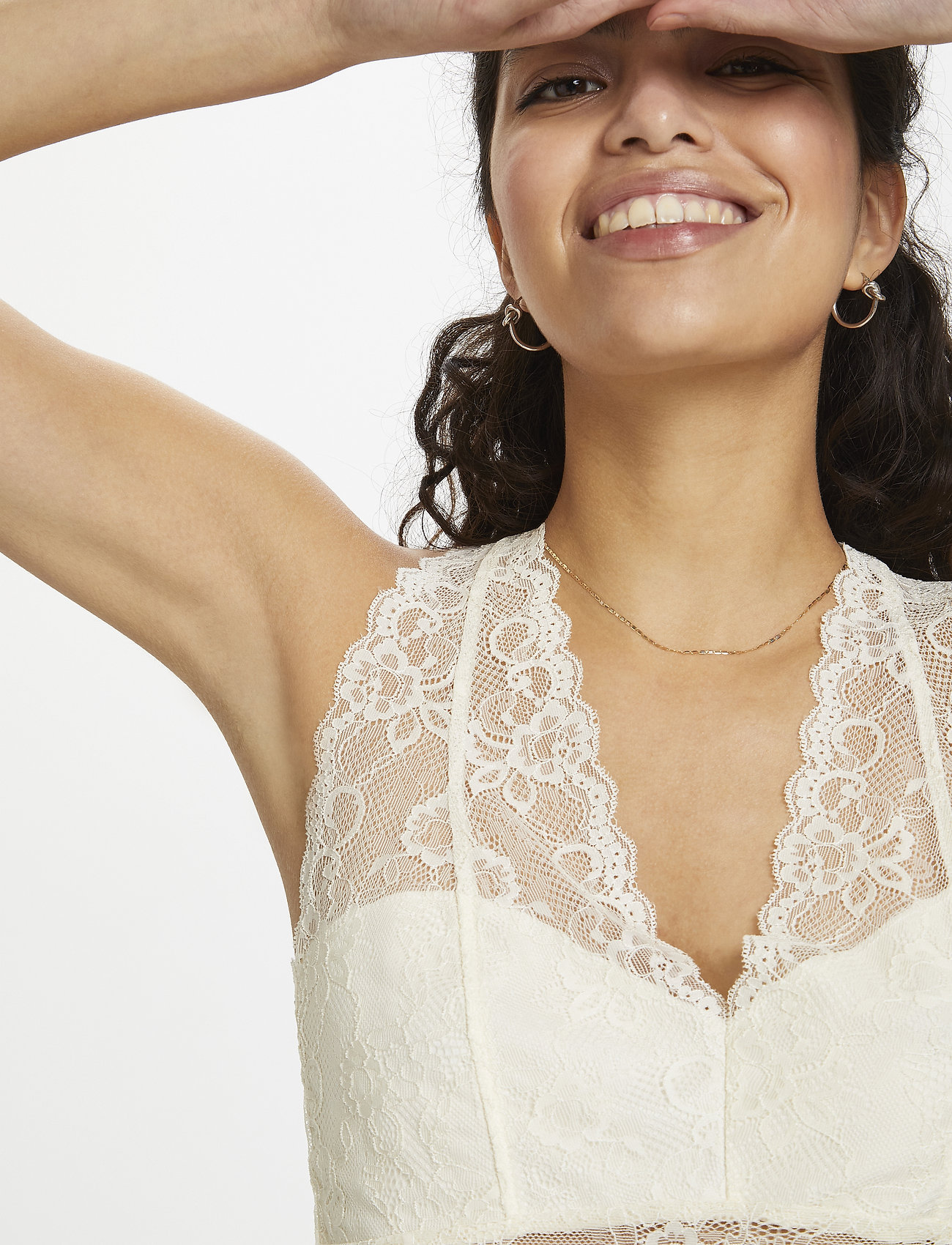 Soaked in Luxury - SLDolly Bralette - bralette & corset - antique white