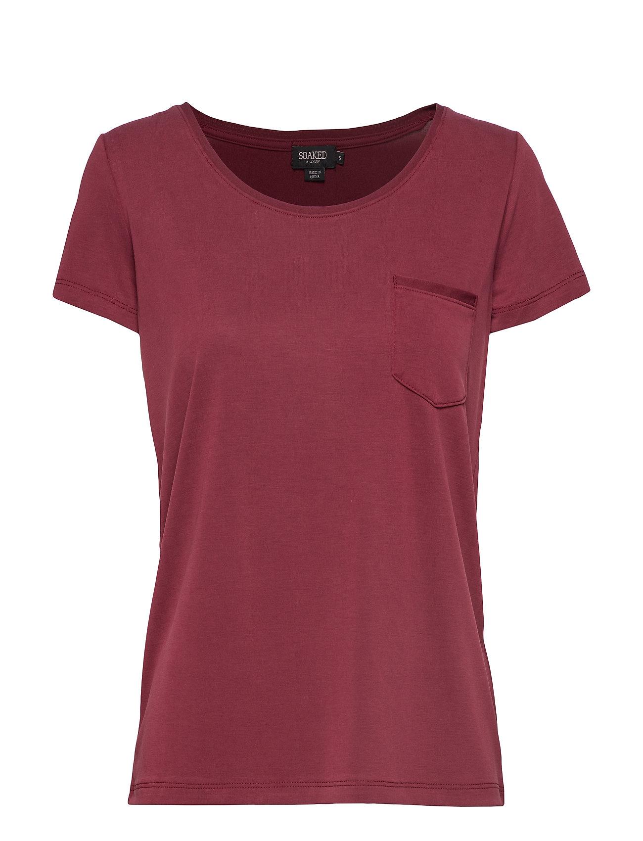 Image of Slcolumbine Tee T-shirt Top Soaked In Luxury (3452138997)
