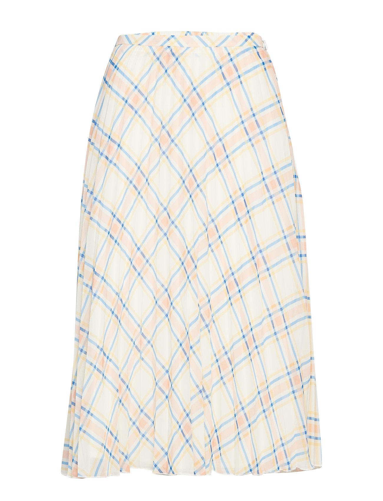 Soaked in Luxury SL Tallie Skirt - BROKEN WHITE