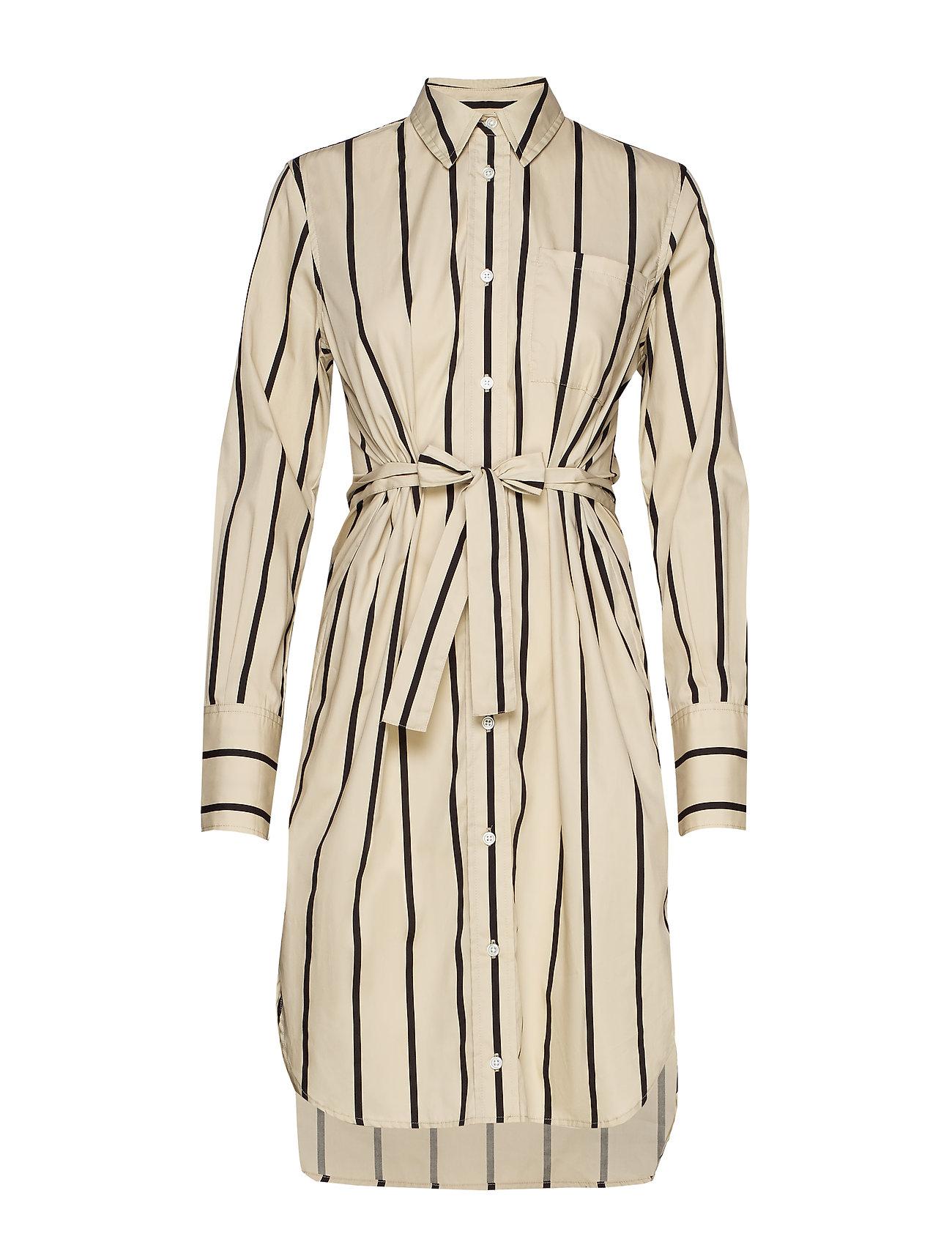 Soaked in Luxury SL Konnie Shirt Dress - TWILL