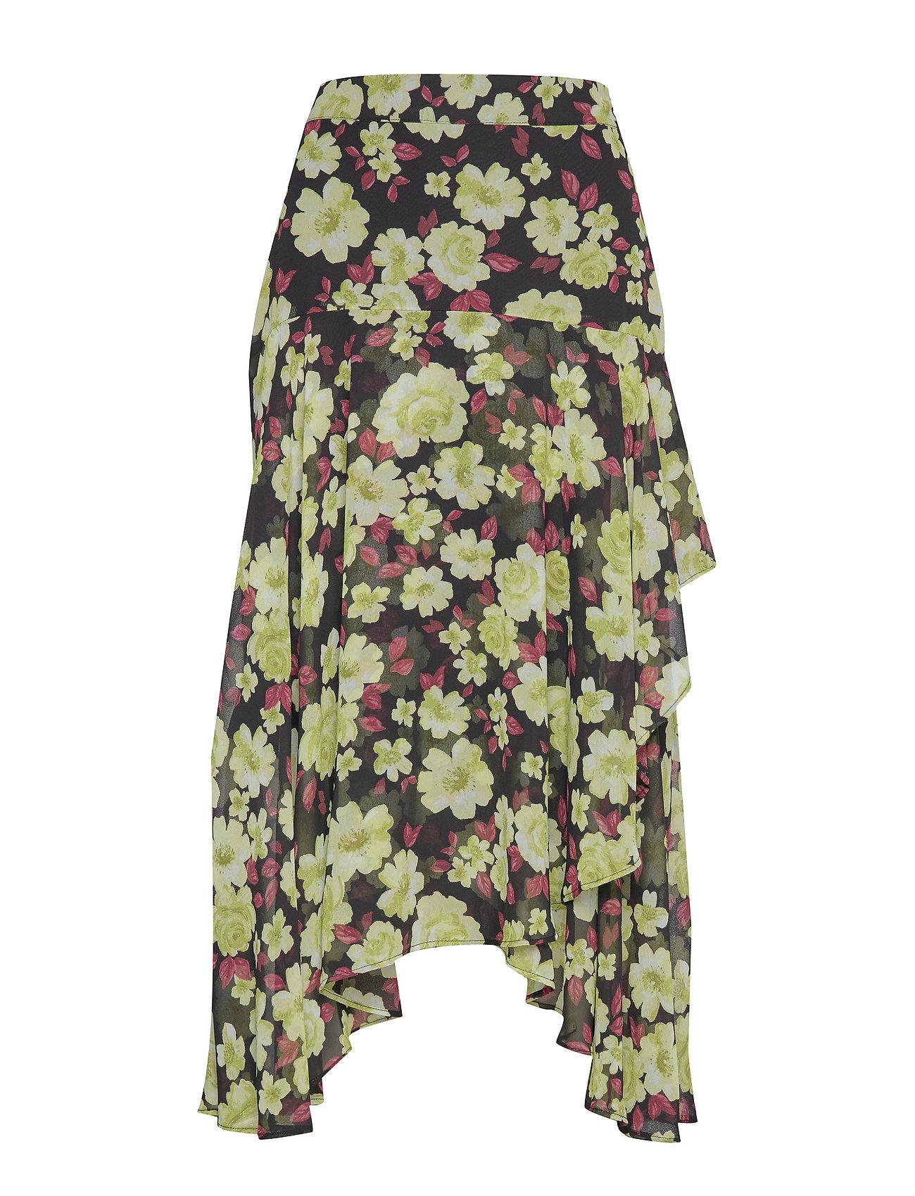 Soaked in Luxury SL Carlie Skirt - NILE FLOWER PRINT