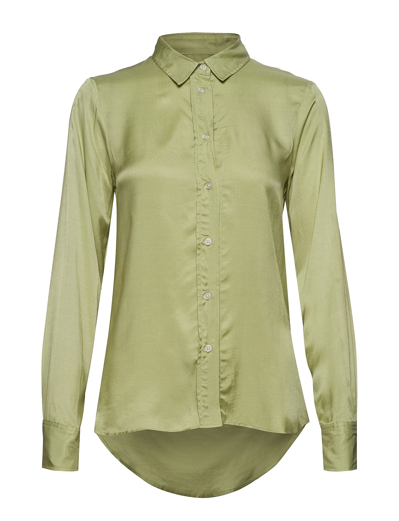 Soaked in Luxury SL Jeanette Shirt LS - NILE