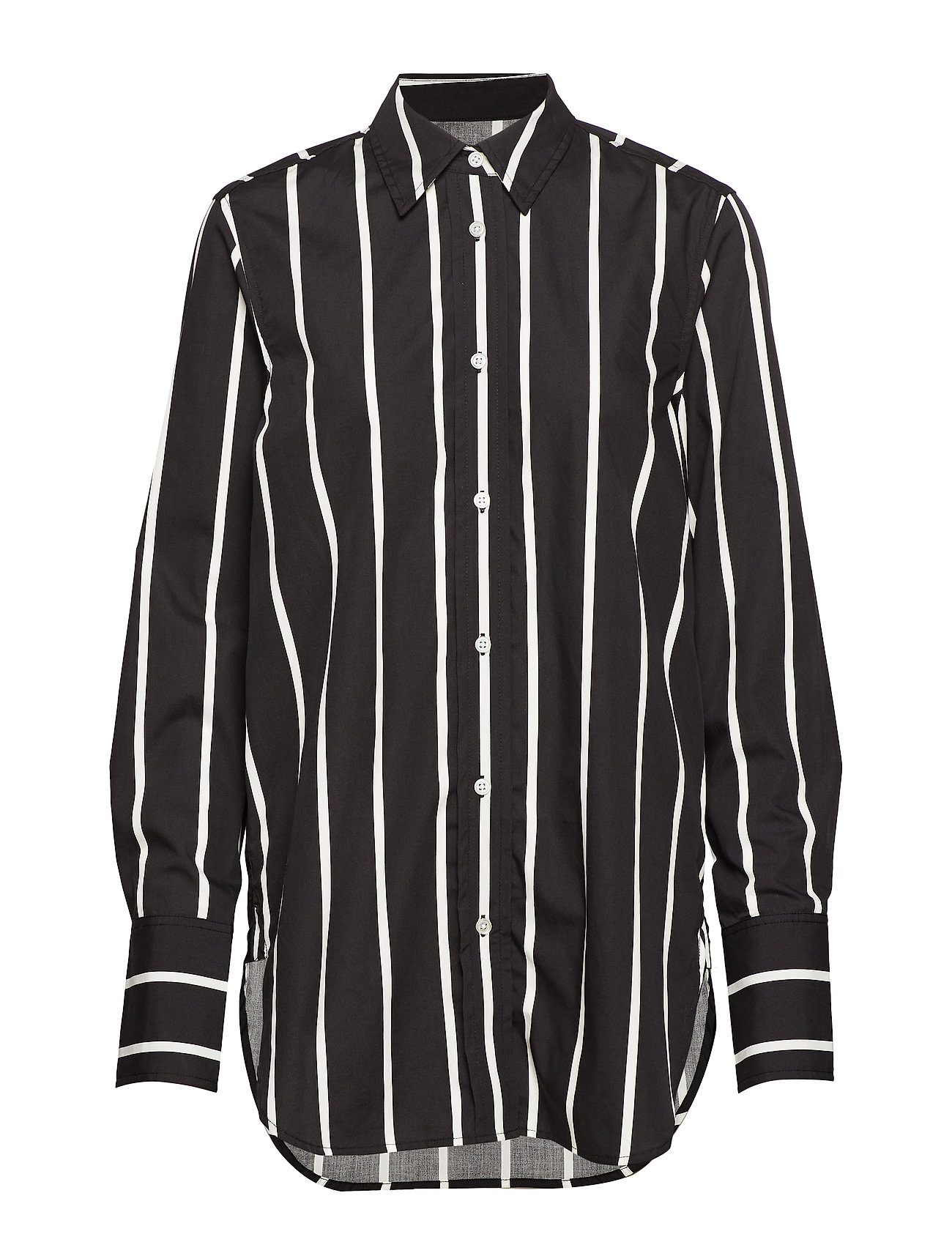 Soaked in Luxury SL Konnie Shirt LS - BLACK