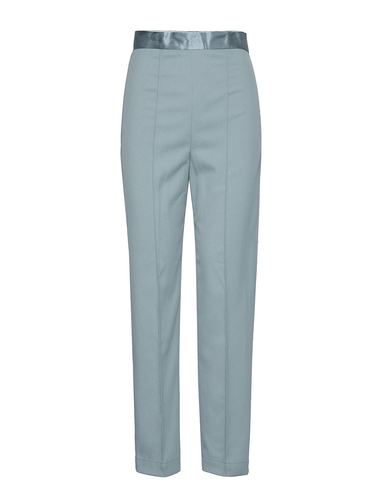 Soaked in Luxury SL Beatrix Pants - SMOKE BLUE