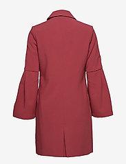 Soaked in Luxury - Tinna Coat - cienkie płaszcze - dry rose - 1