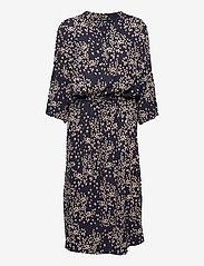 Soaked in Luxury - SL Zaya Dress - vardagsklänningar - parisian night small flower - 0