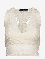 Soaked in Luxury - SLDolly Bralette - bralette & corset - antique white - 1