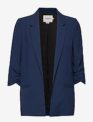 Soaked in Luxury - SLShirley Blazer - vardagskavajer - navy - 1