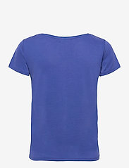 Soaked in Luxury - SLColumbine Tee - t-shirts - dazzling blue - 2