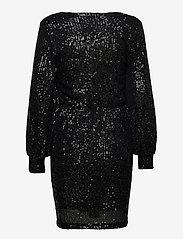 Soaked in Luxury - SLNicole Dress - paljettkjoler - black - 1
