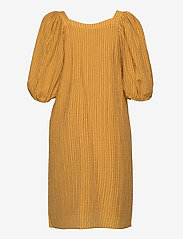 Soaked in Luxury - SLTautou Dress SS - summer dresses - golden nugget - 2