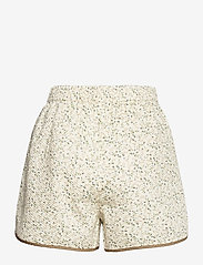 Soaked in Luxury - SLBanks Shorts - shorts casual - viol print whisper white - 2