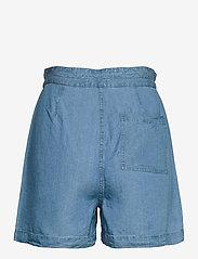 Soaked in Luxury - SLDalia Shorts - shorts casual - light blue denim - 2