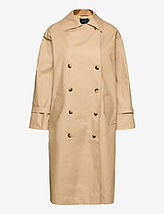 Soaked in Luxury - SLOhio Trench Coat - trenchcoats - curds & whey - 2