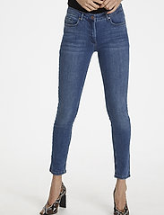 Soaked in Luxury - Callas Jeans - wąskie dżinsy - medium blue denim - 6