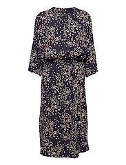 SL Zaya Dress - PARISIAN NIGHT SMALL FLOWER