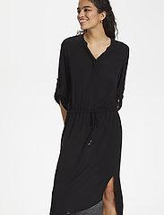 Soaked in Luxury - SL Zaya Dress - vardagsklänningar - black - 0
