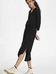 Soaked in Luxury - SL Zaya Dress - vardagsklänningar - black - 3