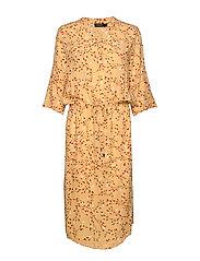 SL Zaya Dress - RATTAN