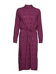 Lilou Dress - POTENT PURPLE