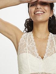 Soaked in Luxury - SLDolly Bralette - bralette & corset - antique white - 0