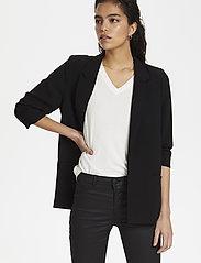 Soaked in Luxury - SLShirley Blazer - blazere - black - 5