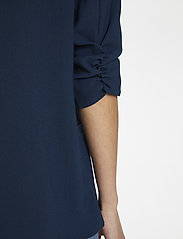 Soaked in Luxury - SLShirley Blazer - vardagskavajer - navy - 0