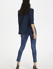 Soaked in Luxury - SLShirley Blazer - vardagskavajer - navy - 4