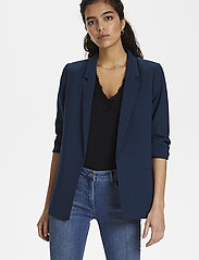 Soaked in Luxury - SLShirley Blazer - vardagskavajer - navy - 5