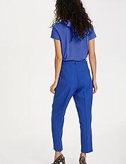 Soaked in Luxury - SLColumbine Tee - t-shirts - dazzling blue - 4