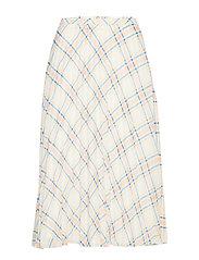 SL Tallie Skirt - BROKEN WHITE