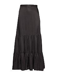 SL Judy Maxi Skirt - BLACK