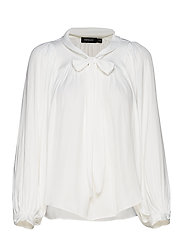 SL Everlyn Blouse LS - ANTIQUE WHITE