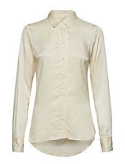 SL Jeanette Shirt LS - ANTIQUE WHITE