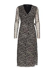 SL Jewel dress - EUCALYPTUS PRINT