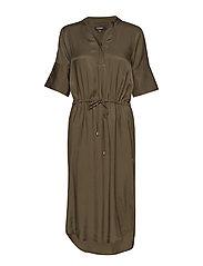 SLZaldana Dress - FOREST NIGHT