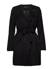 SLMerle Coat - BLACK